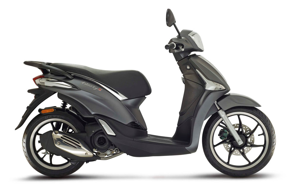 piaggio new liberty 50 4t injectie nieuw pels scooters. Black Bedroom Furniture Sets. Home Design Ideas