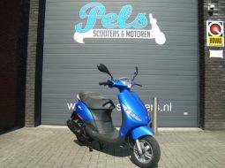 Piaggio Zip 50 4T 45km blauw
