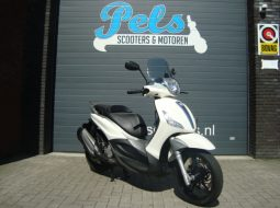 Piaggio Beverly 350 ie ST 2013 wit