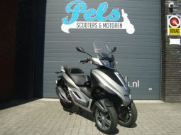 Piaggio MP3 300ie LT Yourban grijs 2011