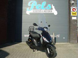 Piaggio Zip 50 4T 25km zwart 2013