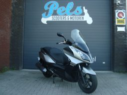 Kymco Downtown 300i ABS 2012 grijs