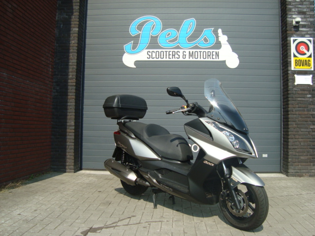 Kymco Downtown 300i 2015 topkoffer