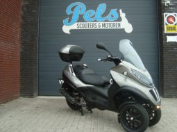 Piaggio MP3 400ie LT 2011 antraciet