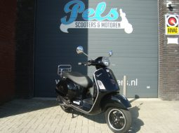 Vespa GTS 300ie Super 2010 zwart
