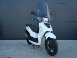 Kymco People S 25km mat wit 2012