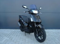 Kymco People S 50 25km zwart 2018