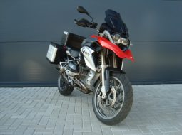 BMW R1200GS LC 2014 rood BTW