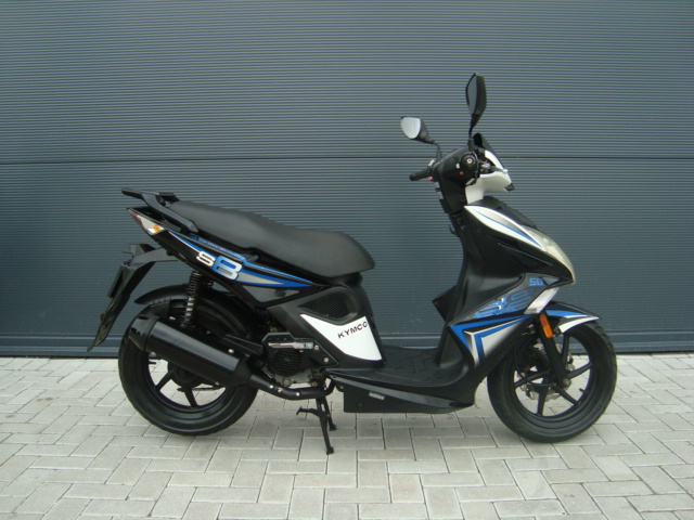 kymco super 8 street 50 4t 45km 2013 pels scooters motoren. Black Bedroom Furniture Sets. Home Design Ideas
