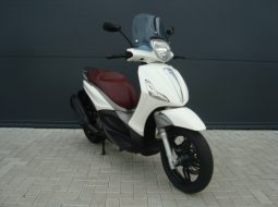 Piaggio Beverly 350 ST ABS ASR 2012