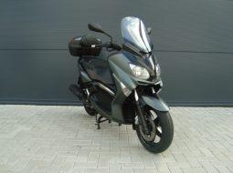 Yamaha X MAX 125i ABS mat grijs Business Edition