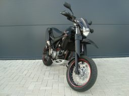 Yamaha XT 660 X 2007 zwart