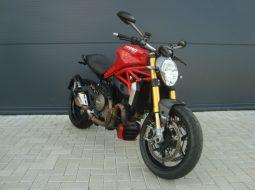 Ducati Monster 1200 S ABS 2014